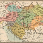 Austro Ungaria 1911 150x150 Harti geografice si istorice vechi