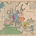 Europa 1100 1200 150x150 Harti geografice si istorice vechi