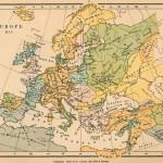 Europa 1135 150x150 Harti geografice si istorice vechi