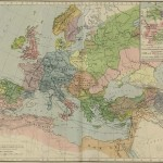 Europa 1190 150x150 Harti geografice si istorice vechi