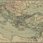 Europa 1204Mediterana 150x150 Harti geografice si istorice vechi