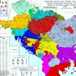 Europa Estica-harta etnica