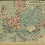 Europa Harta Populatiei 900 150x150 Harti geografice si istorice vechi