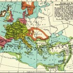 Europa de Vest 533 600 150x150 Harti geografice si istorice vechi