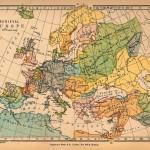 Europa1200 150x150 Harti geografice si istorice vechi