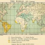 Harta Lumii 1550 150x150 Harti geografice si istorice vechi