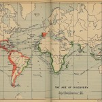 Harta Lumii 1600 150x150 Harti geografice si istorice vechi