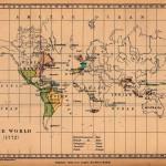 Harta Lumii 1772 150x150 Harti geografice si istorice vechi