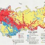 Harta etnica a URSS(1974)