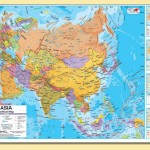 Harta etnica si culturala a Asiei