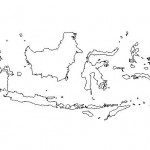 Map blind Indonesia