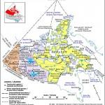 Harta populatiei Canada