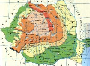 Harta-reliefului-Romaniei