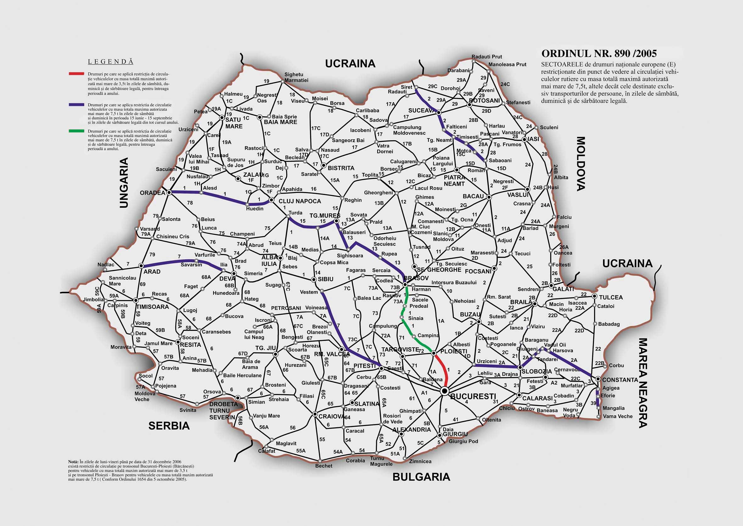 Harta Drumurilor Archives Profu De Geogra