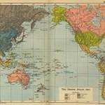 Oceanul Pacific 1910 150x150 Harti geografice si istorice vechi