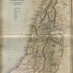 Palestina 1849 150x150 Harti geografice si istorice vechi