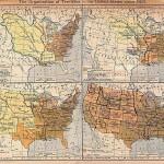 SUA 1803 1855 150x150 Harti geografice si istorice vechi