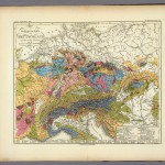 Harta geologica a Germaniei