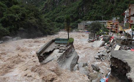Inundatii provocate de cresterea nivelului oceanic