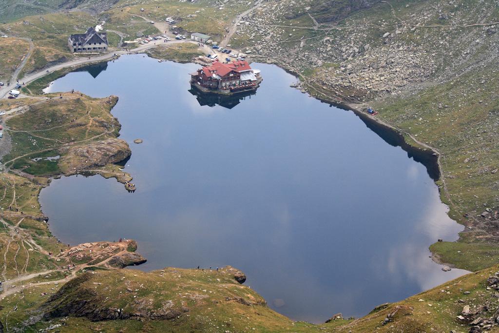 Lacul Balea (Fagaras)