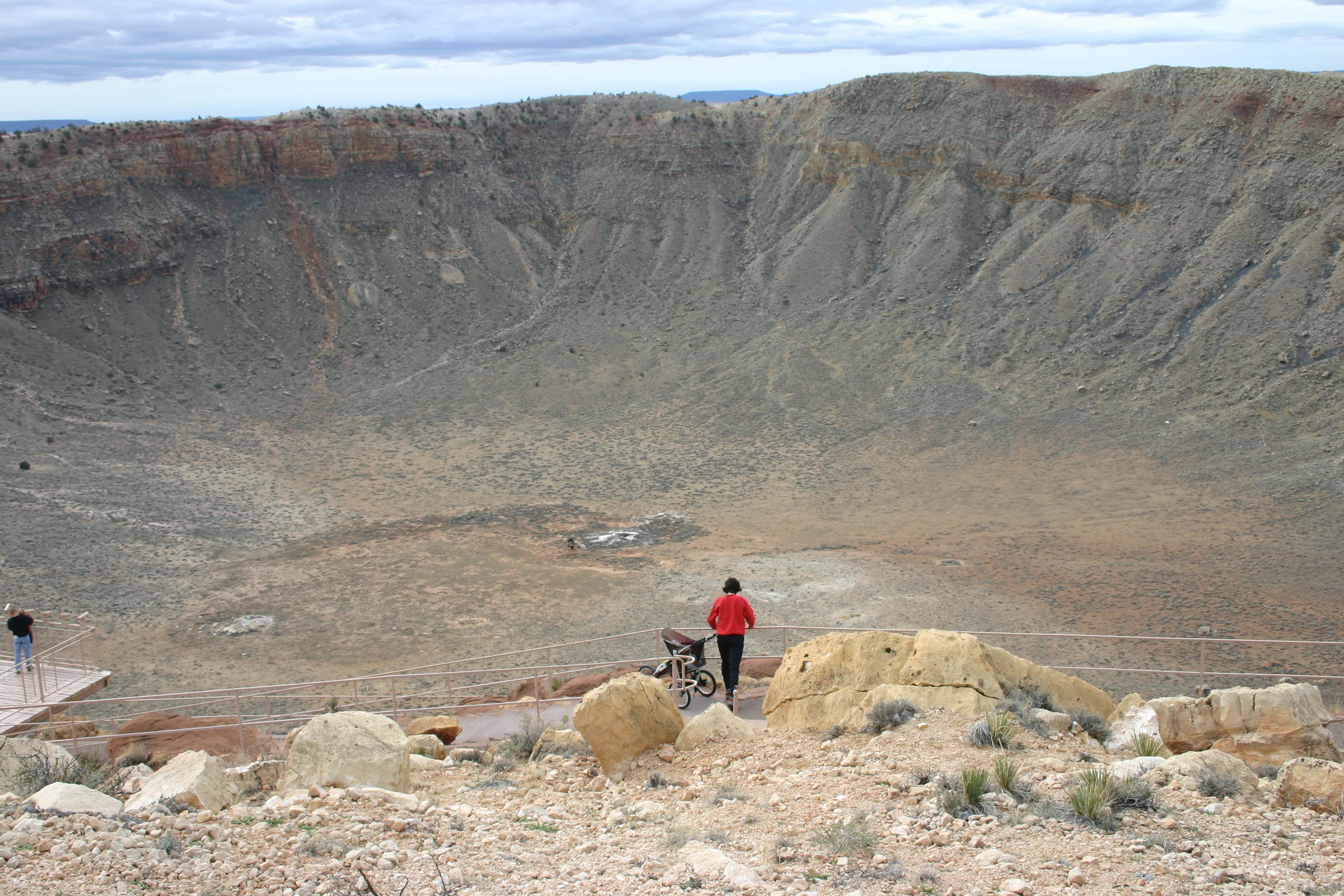 Meteor Crater din Arizona