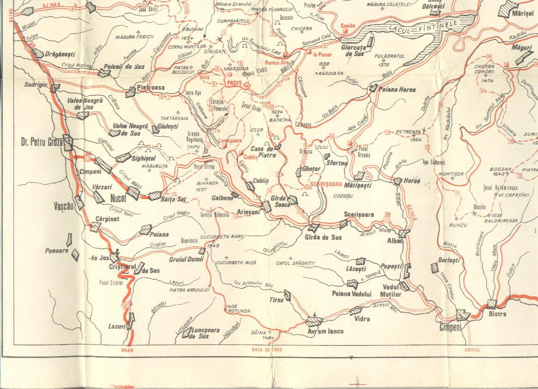 Munții Apuseni Wikivoyage