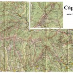 Harta Turistica a Muntilor Capatanii - Buila(Carpatii Meridionali) 7