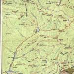 Harta turistica a Muntilor Giurgeu 4
