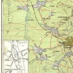 Harta turistica a Muntilor Giurgeu 5