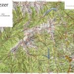 Harta Turistica a Muntilor Iezer- Papusa(Carpatii Meridionali) 4