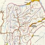 Harta turistica a Muntilor Nemira 3