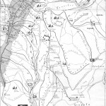 Harta turistica a Muntilor Piatra Craiului 3