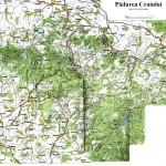 Harta Muntilor Padurea Craiului 1 (Carpatii Occidentali)