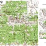 Harta Turistica Muntilor Parang (Carpatii Meridionali) 4