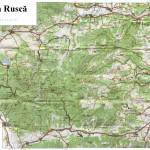 Harta Muntilor Poiana Rusca 1