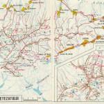 Harta turistica a muntilor Retezat 11