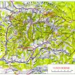 Harta turistica a Muntilor Rodna 5