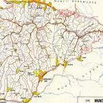 Harta turistica a Muntilor Rodna 4