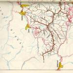 Harta turistica a Muntilor Rodna 3
