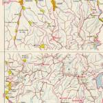 Harta turistica a muntilor Sureanu 3