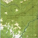 Harta Muntilor Bihor 1-a (Carpatii Occidentali)