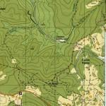 Harta Muntilor Bihor 3 c (Carpatii Occidentali)