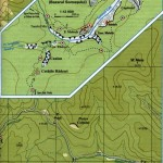 Harta Muntilor Bihor 4 a (Carpatii Occidentali)