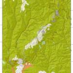 Harta Turistica a Muntilor Capatanii - Buila(Carpatii Meridionali) 6