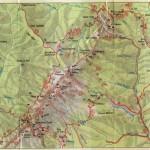 Harta Turistica a Muntilor Capatanii - Buila(Carpatii Meridionali) 5