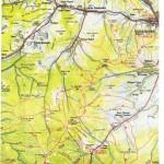 Harta turistica a Muntilor Calimani 5