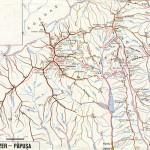 Harta Turistica a Muntilor Iezer- Papusa(Carpatii Meridionali) 6