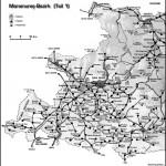 Harta manastirilor din depresiunea Maramures 2
