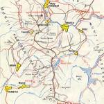 Harta Muntilor Padurea Craiului 2 (Carpatii Occidentali)