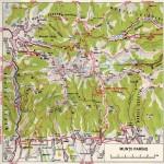 Harta Turistica Muntilor Parang (Carpatii Meridionali) 6